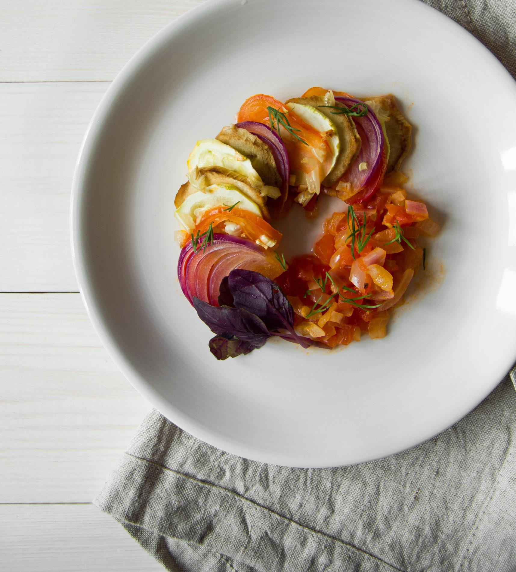 ratatouille рататуй пошаговый рецепт с фото веган здоровая еда